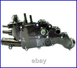 Boitier Thermostat d'Eau avec Capteur Citroen Peugeot 2.0 HDI 1336S4 9643211880