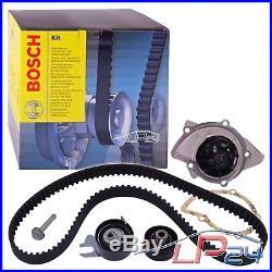 Bosch Kit De Distribution + Pompe Eau Peugeot 307 2.0 Hdi
