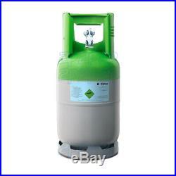 Bouteille Gaz Fluide Frigorigène Conditionneurs R134A 12KG, en Norme de Loi