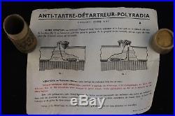 (C4) introuvable, Ancien Anti calcaire pour radiateur Automobile POLYRADIA