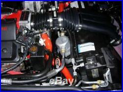 C5 Corvette 1997-2004 Tout Modèles, Samco Haute Performance Silcone 8 Kit Tuyau