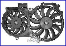 Cadre + Ventilateur Electrique de radiateur Audi A4 (1.8 essence) 2000 2004