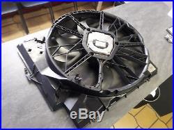 Cadre avec ventilateur 17427801647 E87 E90 E91 E92 E93 320 325