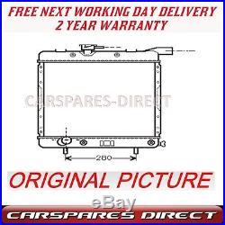 Chrysler Voyager 3.0 3.3 89 92 Automatique Radiateur Neuf