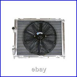 Clio 2 RS 172-182 cv 1 radiateur en aluminium en 35 mm d'épaisseur du faisceau