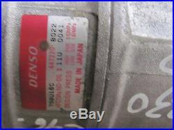 Compresseur clim DENSO BMW E39 525D 530D 730D