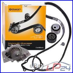 Contitech Kit De Distribution + Pompe Eau Citroen Xsara 2.0 Hdi