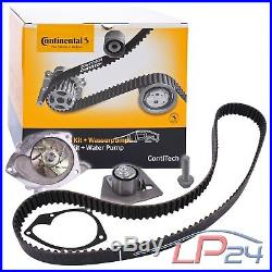 Contitech Kit De Distribution + Pompe Eau Opel Vivaro 01- Movano A 1.9 Dti + DI