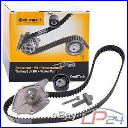 Contitech Kit De Distribution + Pompe Eau Renault Scenic 2 3 1.5 DCI 04