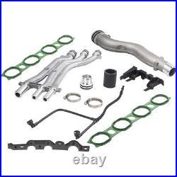 Coolant pipe set for Porsche Cayenne S 4.5 V8 9PA 94810623000 94810604907 11530