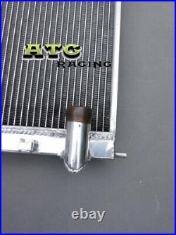 Course de radiateur en aluminium pour Mini Cooper 1.6L L4 Non-Turbo 2002-2006