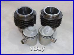 Cylindre Piston X2 602cm3 Diam 74