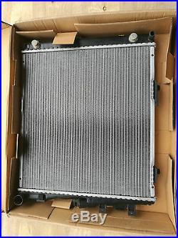 DESTOCKAGE! Radiateur MERCEDES BENZ CLASSE E W124 E300 E280 E320 nissens 62684