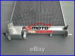 D'aluminium Radiateur ventilateur pour Peugeot 306 2.0 GTI XSi Citroen XSARA/ZX