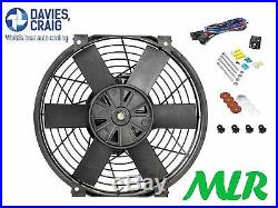 Davies Craig 12INCH Ventilateur de Refroidissement Radiateur Électrique Kit MG