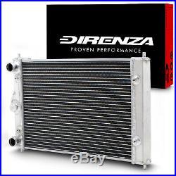 Direnza 40mm Alliage Radiateur Race Sport Pour Vw Polo 1.3 86c G40 Coupé 82-94