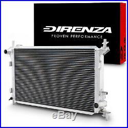 Direnza 40mm Radiateur Rad Pour Aluminium Ford Focus St 170 Mk1 St170 1.8 2.0 Rs