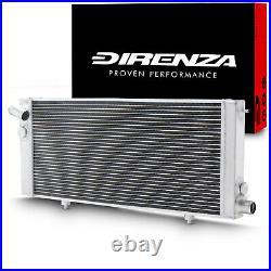 Direnza 40mm Radiateur Rad Pour Aluminum Peugeot 205 309 1.6 Gti 1.9 8v 1.8 Td