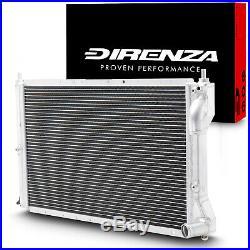 Direnza 40mm Sport Aluminum Radiateur Rad Pour Fiat Coupe 2.0 20v Turbo 96-00