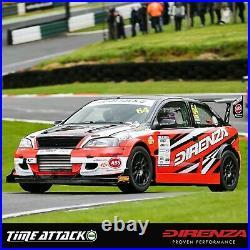 Direnza 42mm Race Sport Aluminum Radiateur Rad Pour Bmw Serie 5 E39 M5 4.9 95+