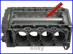 Durite Tuyau De Liquide De Refroidissement Pour Bmw E65 E66 X5 E53 E70 N62 N62n