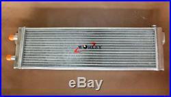 Échangeur de chaleur liquide en aluminium échangeur intermédiaire air/eau 21