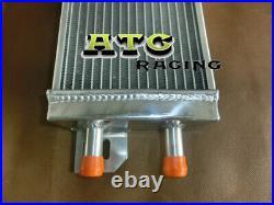 Échangeur de chaleur universel en aluminium liquide échangeur air / eau