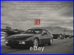 Ensemble pour Porsche Cayenne S / Turbo 4.5L 9PA/955 Conduite D'Eau /