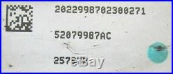 Ensemble ventilateur refroidissement Ref 52079987AC jeep grand cherokee WJ