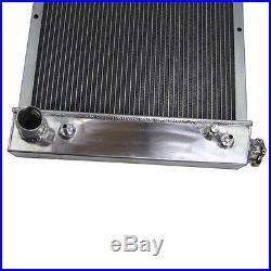 Extension 3ROW Radiateur pour Chevrolet C10 C20 K10 K20 GMC 1968-1972