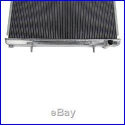 Extension 56MM Radiateur Aluminium pour Nissan S13 CA18DET Moteur Silvia 200SX