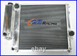 FOR 2Row Aluminum Radiator Fits 1987-2000 BWM E36 Z3 M44 M42 Manual MT