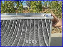 FOR 3ROW Aluminum Radiator TOYOTA SUPRA MK3 SOARER MZ20 7M-GTE Manual 1986-1992