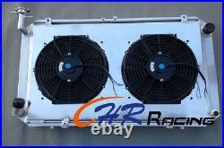 FOR NISSAN Patrol GQ 2.8 4.2 DIESEL TD42 & 3.0 PETROL Y60 Radiator+SHROUD+FANS