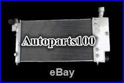 FOR PEUGEOT 106 GTI&RALLYE//CITROEN SAXO/VTR 50MM aluminum Radiateur 2row