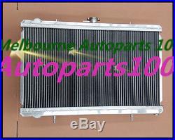 Fits NISSAN SILVIA S13 180SX CA18DE CA18DET 1.8L Manual Radiateur radiator