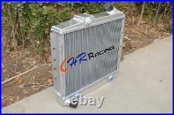 For 42MM ALUMINUM ALLOY RADIATOR RENAULT 5 SUPER 5/R5 9/11 GT TURBO AT 1985-1991
