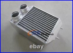 For Aluminum Radiator&Intercooler RENAULT SUPER 5/R5 9/11 1.4L GT TURBO MT 85-91