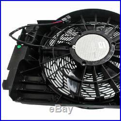 For Bmw X5 E53 3.0i 4.4i radiateur paquet moteur ventilateur de refroidissement