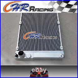 For Porsche 944 2.5l Turbo 1985-1991 / S2 3.0l Na 89-91 Aluminum Radiator