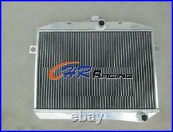 For Volvo Amazon P1800 B18 B20 engine GT 1959-1970 1960 M/T aluminum radiator