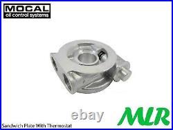 Ford Fiesta MK1 MK2 MK3 XR2 XR2i Rs Turbo Cvh Mocal Huile Moteur Cooler Kit Sl