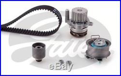 GATES Kit de distribution+pompe à eau Pour VW GOLF AUDI SEAT KP55569XS-1