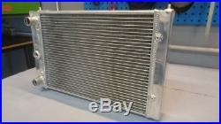 GEN3 Radiateur de Refroidisseur D'Eau Aluminium 52mm VW G40 Polo 86c 2f