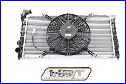 Golf 2 G60 Wasserkühler + Spal Hochleistungsventilator 580mm Blitzversand