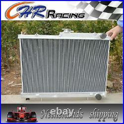HIGH QUALITY FOR Nissan Skyline R33 R34 GTR GTS-T aluminum radiator