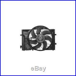 Hélice de ventilateur avec moteur pour Mercedes classe C W203 de 2000