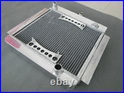Hi-perf. ALUMINUM RADIATOR FORD ESCORT MK1/MK2 PINTO/MEXICO RS2000 MT