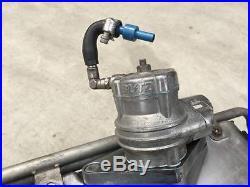 Intercooler TMIC subaru impreza wrx sti V7 V8 JDM alloy Y pipe Blitz BOV