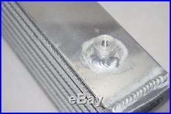 Intercooler, échangeur air/air 700 mm / 170 mm aluminium, VENDEUR FRANCAIS